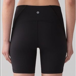 Lululemon Train Time Shorts 6""